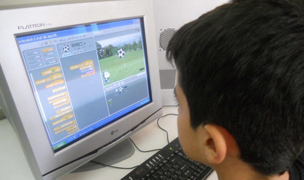 اموزش برنامه نویسی به کودکان